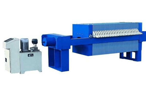 板框压滤机与厢式压滤机有什么区别?